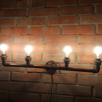 лампа на стену