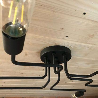 светильник потолочный для натяжного потолка