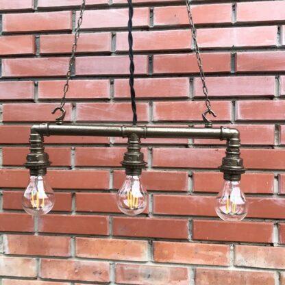 светильник висячий для зала