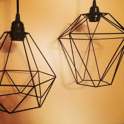 подвесная лампа на кухню