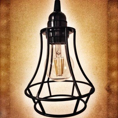 подвесная лампа лофт