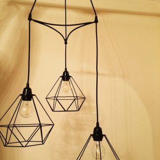 лампа подвесная