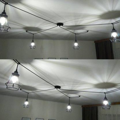 светильник паук купить
