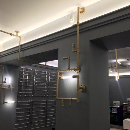 светильник на стену 4