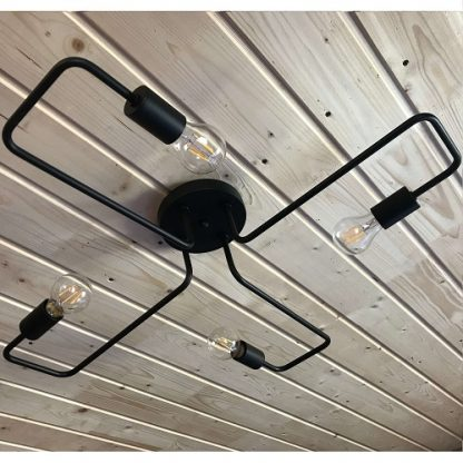 потолочный светильник для натяжного потолка