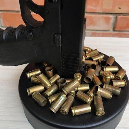 Лампа настольная из пистолета